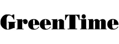 12 Greentime logo background